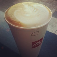 Photo taken at Illy Caffè by Justin T. on 6/6/2012