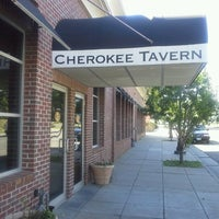 Photo taken at Cherokee Tavern by Dale B. on 9/10/2012