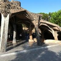 Photo taken at Cripta Gaudí by Bernardo G. on 8/25/2012