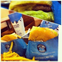 Photo taken at Elevation Burger by Saud A. on 3/28/2012