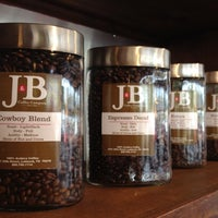 Photo taken at J & B Coffee by Lin H. on 4/9/2012