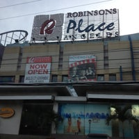 Photo taken at Robinsons Place Angeles by Jim B. on 6/10/2012