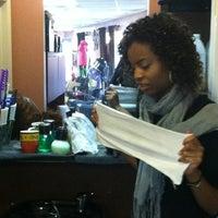 Photo taken at Urban Rose Boutique & Salon by Ellen B. on 4/26/2012