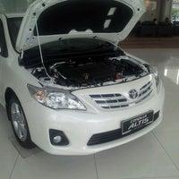 Photo taken at Toyota Service Center by Nasir J. on 3/31/2012