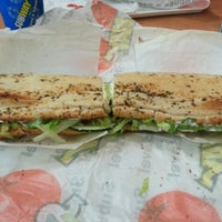 Photo taken at Subway by Dennys A. on 8/20/2012