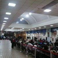 Photo taken at Greyhound Bus Lines by Darien M. on 3/25/2012