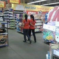 Photo taken at Grand Lucky Superstore by Maharani D. on 4/3/2012