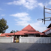 Photo taken at Masjid Gedhe Kauman by Eshape B. on 7/22/2012