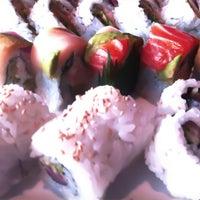 Photo taken at Sushi Katsu by Rachel B. on 7/28/2012