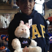 Photo taken at Mr. Met's Dugout Shop by Nyrican P. on 4/11/2012