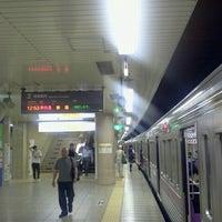 Photo taken at Keiō-hachiōji Station (KO34) by Tadashi H. on 7/4/2012