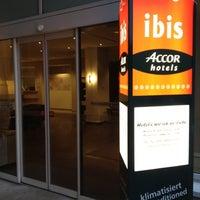 Das Foto wurde bei ibis Hotel Dresden Bastei von Jihoon H. am 3/15/2012 aufgenommen