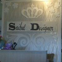 Photo taken at Saiful Designer by Zulfadli Z. on 5/7/2012