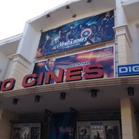 Foto tomada en Yelmo Cines Plaza Mayor 3D por José Enrique M. el 4/27/2012