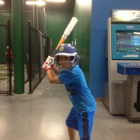 Photo taken at Ultimate Baseball Academy by Kristine S. on 7/1/2012