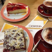 Photo taken at Cafe & Bäcker Kotter by Anna S. on 7/21/2012