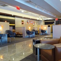 Photo taken at American Airlines Admirals Club by Anthony G. on 8/16/2012