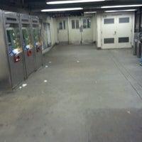 Photo taken at MTA Subway - 167th St (4) by Arlene on 5/4/2012