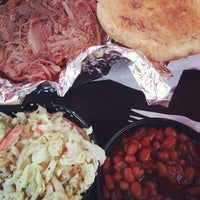 Photo taken at Andy Nelson's Southern Pit Barbecue by Mark S. on 6/16/2012