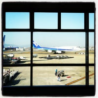 Photo taken at FUK Domestic Terminal by knj on 3/29/2012