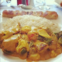 Photo taken at Chopahn Authentic Afghan Cuisine by Clement N. on 3/29/2012