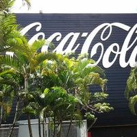 Photo taken at Brasal Refrigerantes (Coca-Cola) by Wenderson R. on 3/29/2012