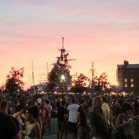 Photo taken at Thursday at Canalside by Tyler F. on 6/30/2012