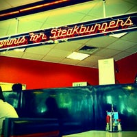 Photo taken at Steak 'n Shake by Danny A. on 9/1/2012