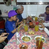 Photo taken at Soto ayam 61 by Aya S. on 8/22/2012