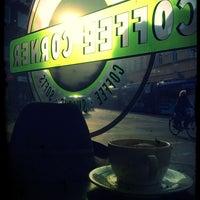 Photo taken at Coffee Corner by Benjamin on 6/29/2012