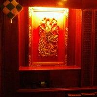 Photo taken at Tasik Ria Resort by Johnson Parulian N. on 8/5/2012