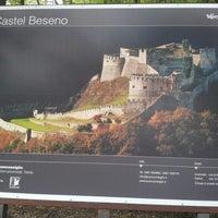 Photo taken at Castel Beseno by Mauro S. on 8/26/2012