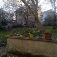 Photo taken at Riberac by Jean-Baptiste R. on 3/25/2012