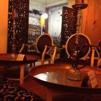 Снимок сделан в Кафе-бутик «Кальянная 1» пользователем Alexey P. 8/25/2012