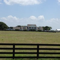 Photo taken at Southfork Ranch by Shawn M. on 7/4/2012