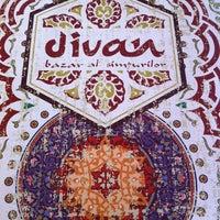 Photo taken at Divan by Laila K. on 9/1/2012