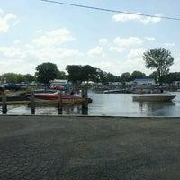 Photo taken at Ben Watts Marina by Bob C. on 7/15/2012