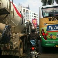 Photo taken at Jalan Metro Pondok Indah by Adam A. on 9/3/2012