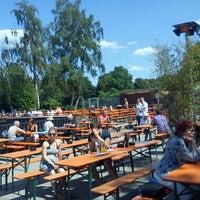 Das Foto wurde bei Schumachers Biergarten von Steffen H. am 5/28/2012 aufgenommen