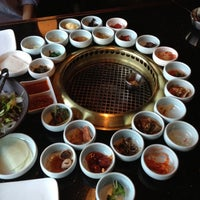Photo taken at Genwa Korean BBQ by tze c. on 7/17/2012