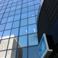 Photo taken at Proximus Towers by Tanguy D. on 5/14/2012
