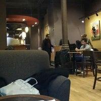 Photo taken at Starbucks by Olga S. on 2/18/2012