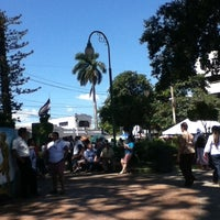 Photo taken at Parque Central de Antiguo Cuscatlán by Hibes G. on 3/11/2012