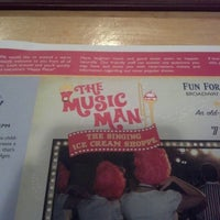Photo taken at The Music Man Singing Ice Cream Shoppe by Billy I. on 7/13/2012