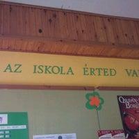 Photo taken at Hajósi Szent Imre Általános Iskola by Ruff J. on 5/21/2012