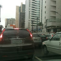 Photo taken at Avenida Bernardo Vieira de Melo by Osmar C. on 8/3/2012