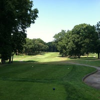 Photo taken at Pelham Bay & Split Rock Golf Course by Christian C. on 9/3/2012