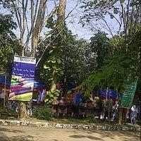 Photo taken at SMA Lazuardi GIS by Hesty N. on 6/16/2012