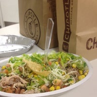 Photo taken at Chipotle Mexican Grill by Dee B. on 8/1/2012