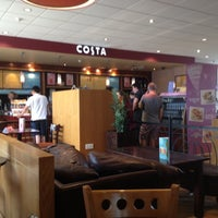 Photo taken at Costa Coffee by Marcin M. on 8/11/2012